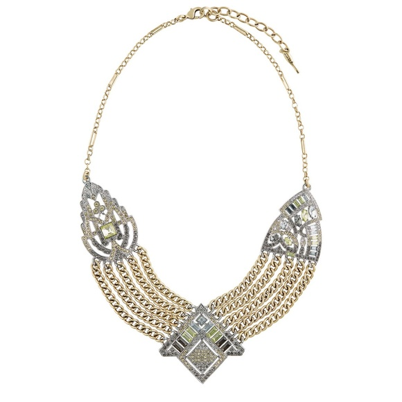 Chloe + Isabel Jewelry - Chloe + Isabel Art Deco Chain Swag Necklace